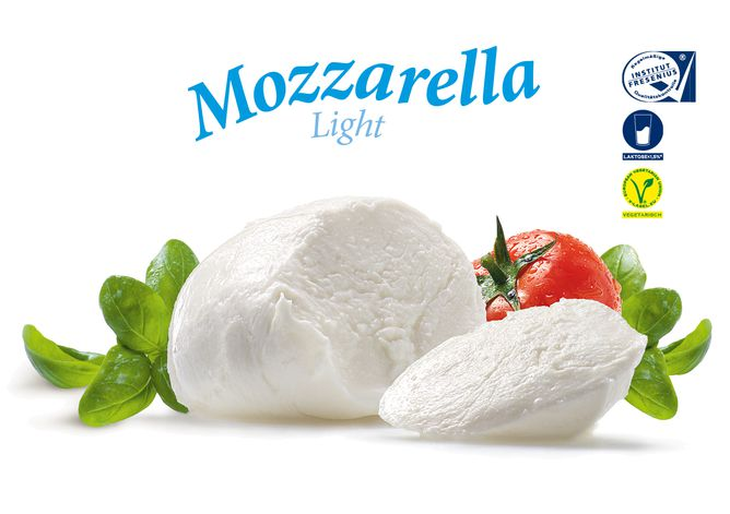 Mozzarella Kugel Light