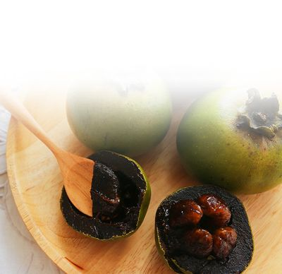 Food-Trends: schwarze Sapote
