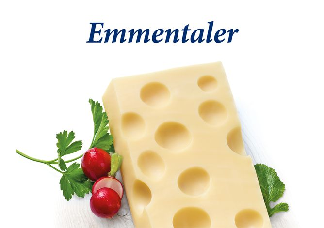 [Translate to English:] Goldsteig Emmentaler