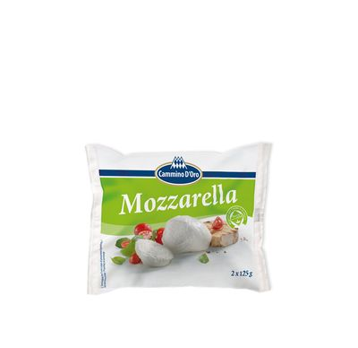 Mozzarella Ball made by GOLDSTEIG shown packaged